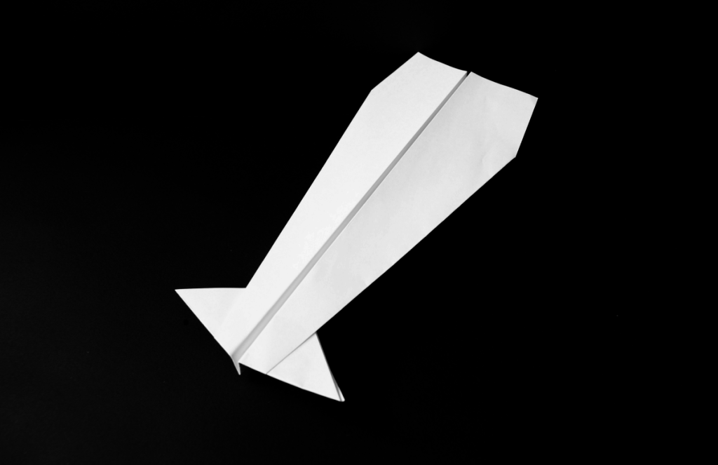 Instructions and tutorials for making awesome paper planes including this Squid Plane via http://PaperPlaneDepot.com