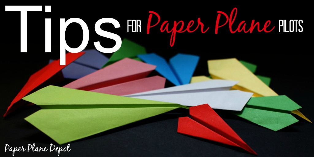 how to make good paper airplanes that fly far letter