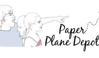 WELCOME TO THE PAPER PLANE DEPOT!